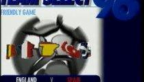 UEFA Euro 96 England - Gameplay