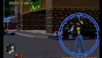 Virtua Cop 2 - Gameplay