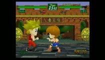 Virtua Fighter Kids - Gameplay