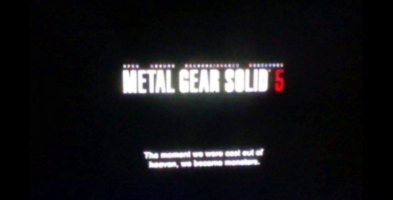 Metal Gear Solid 5 è collegato a Project OGRE?