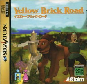 Yellow Brick Road per Sega Saturn