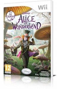 Alice in Wonderland per Nintendo Wii