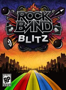 Rock Band Blitz per Xbox 360