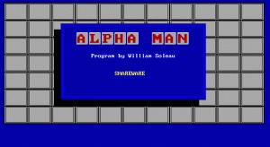 Alpha Waves per PC MS-DOS