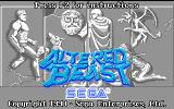 Altered Beast per PC MS-DOS