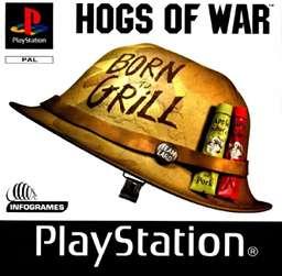 Hogs of War per PlayStation