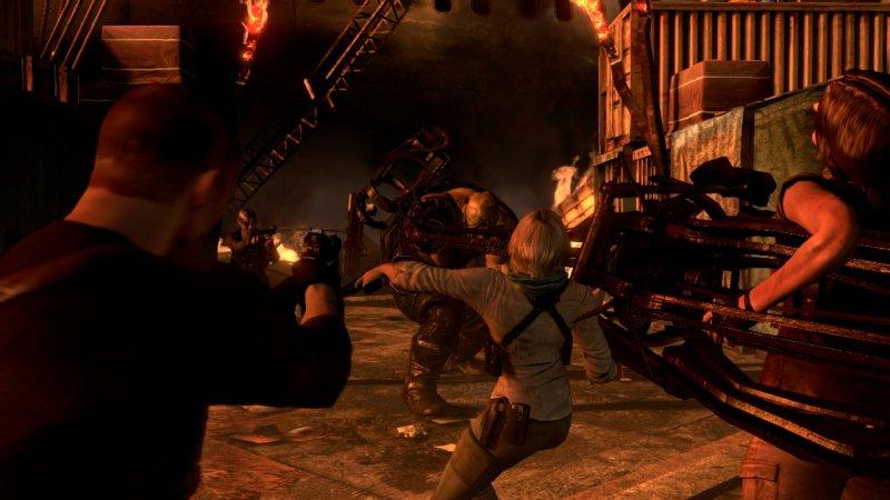Resident Evil 6, rivelata la modalità Agent Hunt
