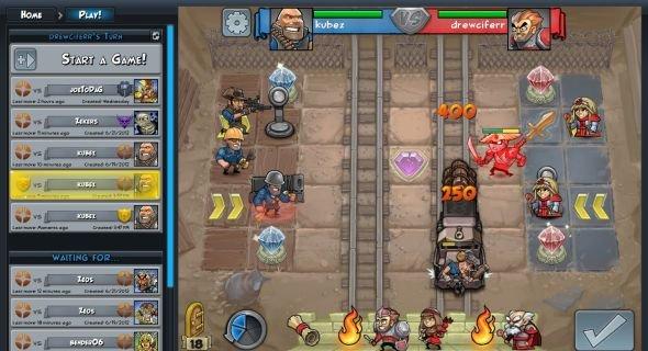Le nuove immagini di Hero Academy mostrano i personaggi di Team Fortress 2