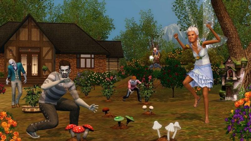 I contenuti di The Sims 3: Stagioni si collegheranno a quelli di Supernatural