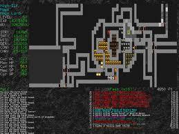 Angband per PC MS-DOS