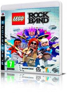 LEGO Rock Band per PlayStation 3