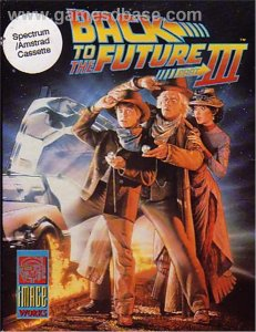 Back To The Future Part III per Sinclair ZX Spectrum