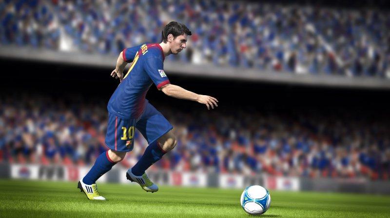 Gli sviluppatori di FIFA 13 puntano a migliorare l'interfaccia