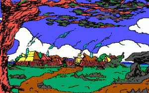 Asterix and the Magic Carpet per PC MS-DOS