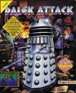 Dalek Attack per Sinclair ZX Spectrum