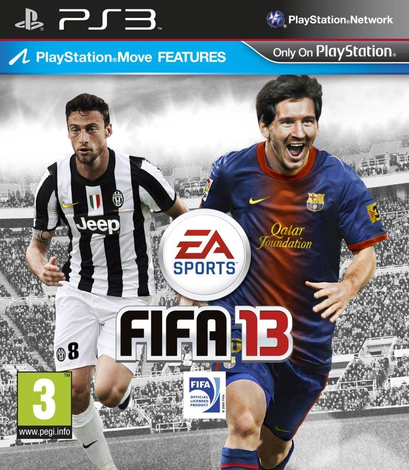 FIFA 13 - Marchisio testimonial della campagna pubblicitaria