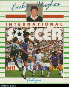 Emlyn Hughes International Soccer per Sinclair ZX Spectrum