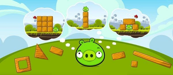 Angry Birds - Arriva l'editor?