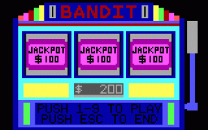 Bandit per PC MS-DOS