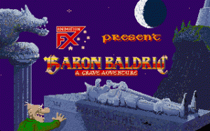 Baron Baldric: A Grave Overture per PC MS-DOS