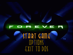 Batman Forever: The Arcade Game per PC MS-DOS