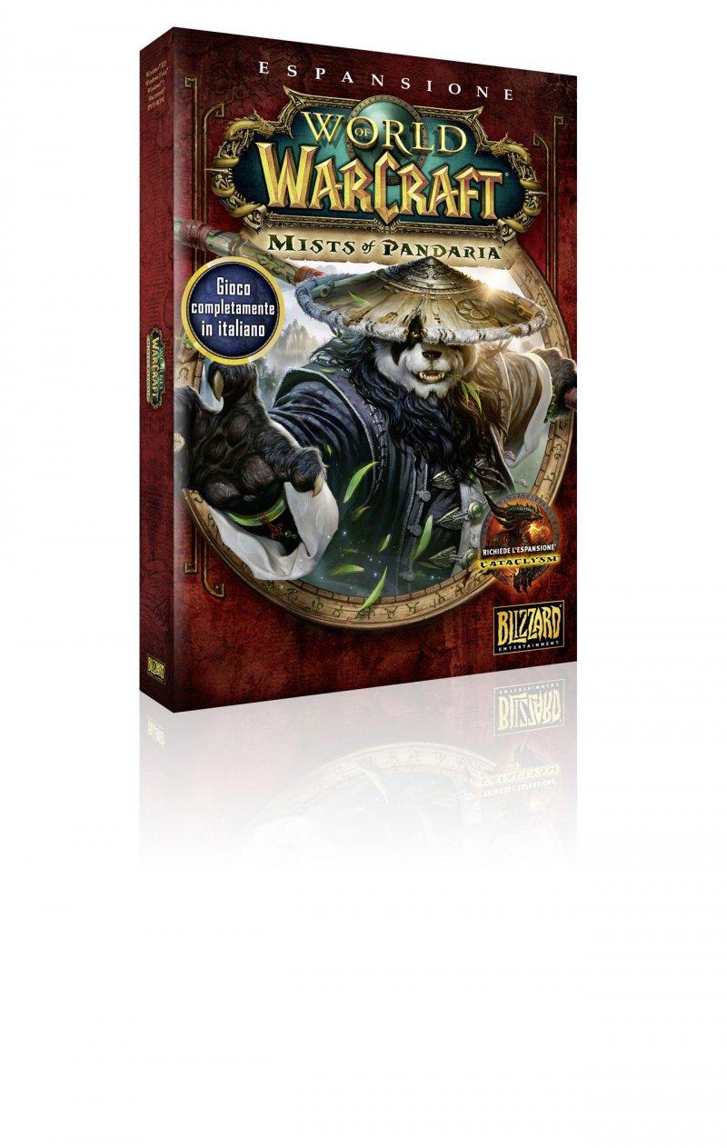 World of Warcraft: Mists of Pandaria - Data italiana ed edizioni speciali