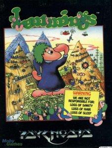 Lemmings per Sinclair ZX Spectrum