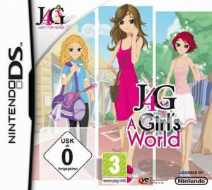 J4G: A Girls World  per Nintendo DS
