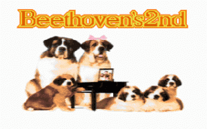 Beethoven's 2nd per PC MS-DOS