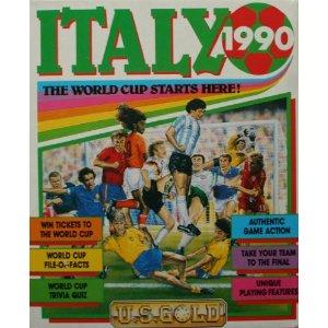 Italy 1990 per Sinclair ZX Spectrum
