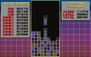 Beyond Columns per PC MS-DOS
