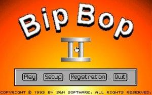 BipBop II per PC MS-DOS