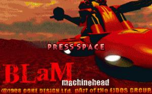 Blam! Machinehead per PC MS-DOS