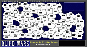 Blind Wars per PC MS-DOS