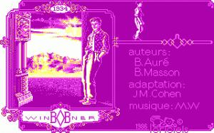 Bob Winner per PC MS-DOS