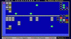Bolo Adventures III per PC MS-DOS