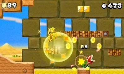 Un nuovo, Nuovo Super Mario