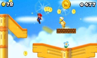 Negli USA New Super Mario Bros. 2 ha venduto 240mila copie nella prima settimana
