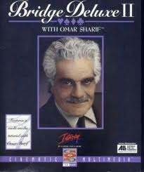 Bridge Deluxe 2 With Omar Sharif per PC MS-DOS