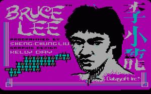 Bruce Lee per PC MS-DOS