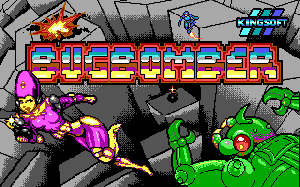 Bugbomber per PC MS-DOS