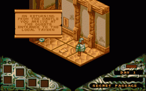 Cadaver: The Payoff per PC MS-DOS