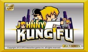 Johnny Kung Fu per Nintendo 3DS