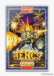 Mercs per Sinclair ZX Spectrum