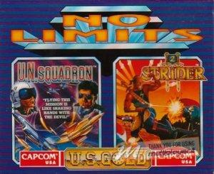 No Limits per Sinclair ZX Spectrum