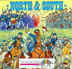 North & South per Sinclair ZX Spectrum