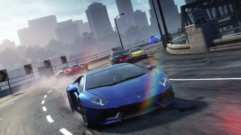 Anche Need for Speed: Most Wanted da oggi nei negozi