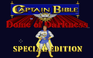 Captain Bible: Special Edition per PC MS-DOS