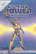 Captain Power and the Soldiers of the Future per PC MS-DOS
