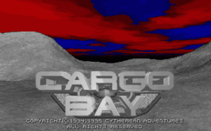 Cargo Bay Deluxe per PC MS-DOS